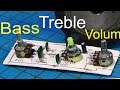 Bass Treble Circuit How To Make Bass Treble Circuit Amplifier Using Simple Resistors mp3