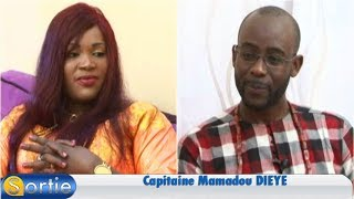 Sortie avec le Capitaine Mamadou DIEYE