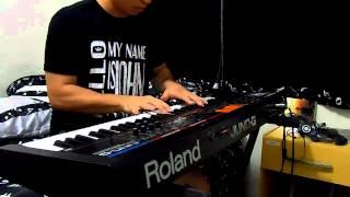 juno g a live piano