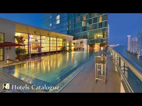 JW Marriott Marquis Miami Hotel Tour - Luxury Hotels In Miami