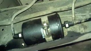 замена бензинового фильтра на газели.mp4