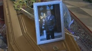 Napoli - I funerali di Mario Da Vinci -live- (12.05.15)