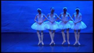 Der Tanz der vier kleinen Schwäne, Schwanensee
