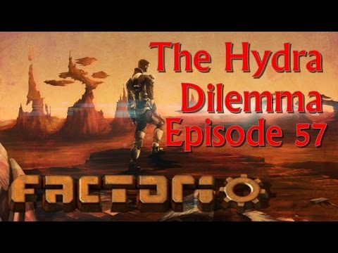 A Missile the Size of the Chrysler Building - The Hydra Dilemma # 57