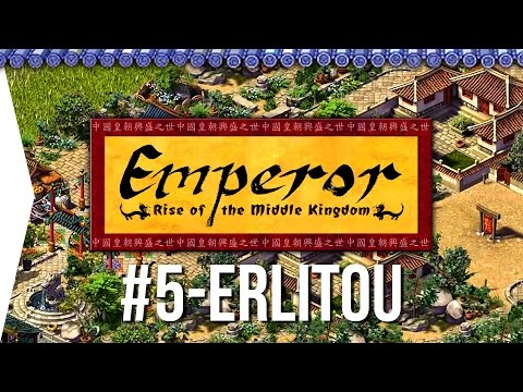 Emperor ► Mission 5 Erlitou - [1080p Widescreen] - Let's Play Game