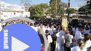 Celebração de Corpus Christi em Pará de Minas