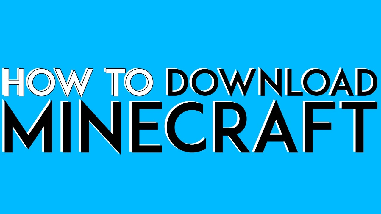 EasyMC - How to download Minecraft - 2017 - YouTube