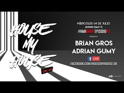 Download #HMHONAIR Episodio 43:  Adrian Gumy / Brian Gros
