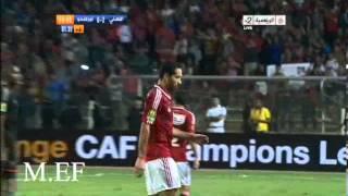 مشهد وداع أبو تريكة.. ليلة بكت فيها الكرة المصرية