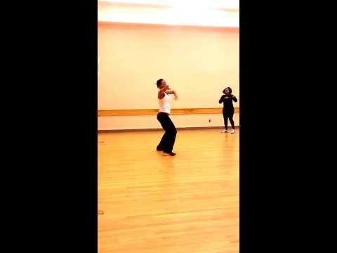 Zumbathon  in Columbia Maryland for Heart Health Awareness. Zumba with Cheryl Jackson
