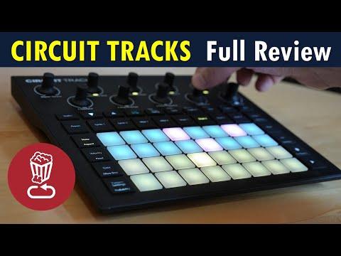 Circuit TRACKS vs Circuit OG: Review and full tutorial for Novation's new groovebox
