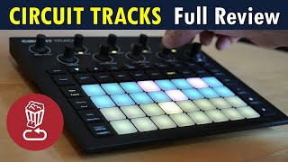 Circuit TRACKS vs Circuit OG: Review and full tutorial for Novation's new groovebox