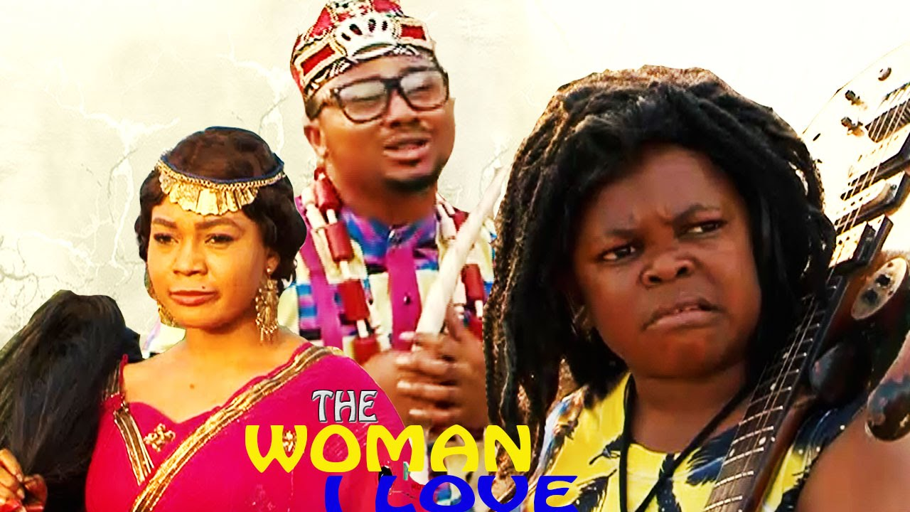 Download My American Love Season 1 -  Latest Nigerian Nollywood Movie