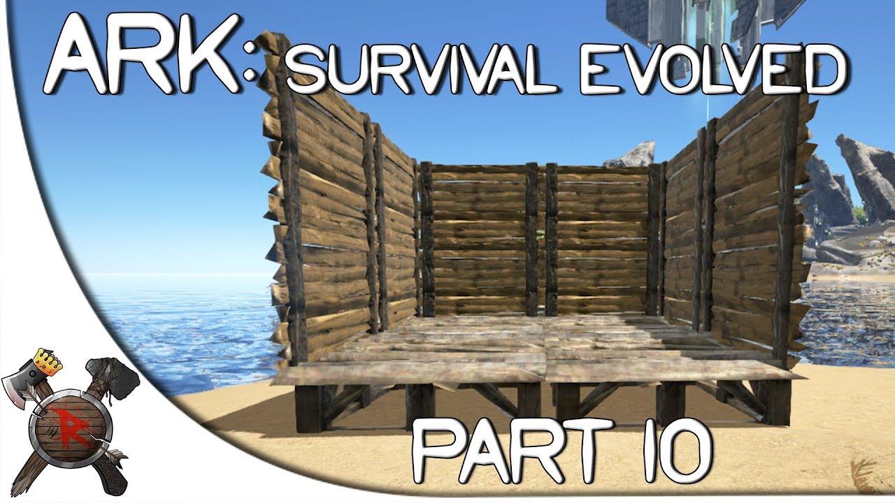Ark: Survival Evolved Gameplay - Part 10: \