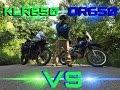KLR650 vs DR650