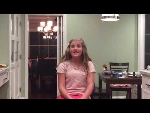 Elizabeth - Musical Jeopardy (11 years old)