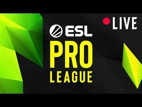 Stream: ESL CS - LIVE: Preshow - ESL Pro League Season 10 - Odense F