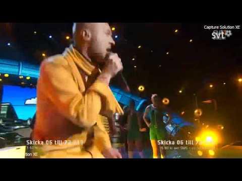 The Moniker - Oh My God! Live Melodifestivalen 2011