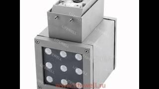 Светодиодный настенный уличный светильник LED-3066A(Светодиодный настенный уличный светильник LED-3066A белого цвета свечения. Эффективно применяется для архитек..., 2011-07-13T01:59:57.000Z)