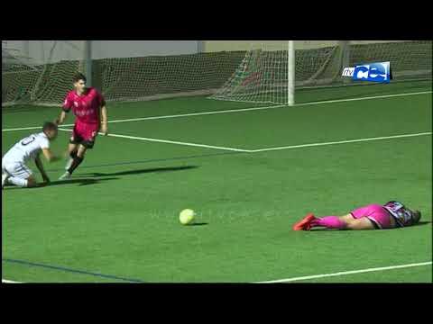 El Ceuta logra en Puente Genil una victoria de play off de ascenso