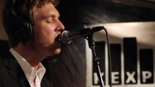 The Walkmen - The Auld Triangle (Live on KEXP)