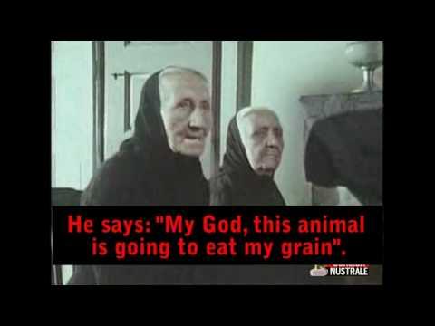 Corsican Culture: I Mazzeri (English Subtitles)