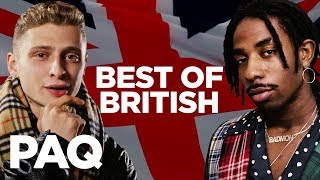 The Best of British CHALLENGE (w/ Blondey McCoy) | PAQ EP#57 | A Show About Streetwear