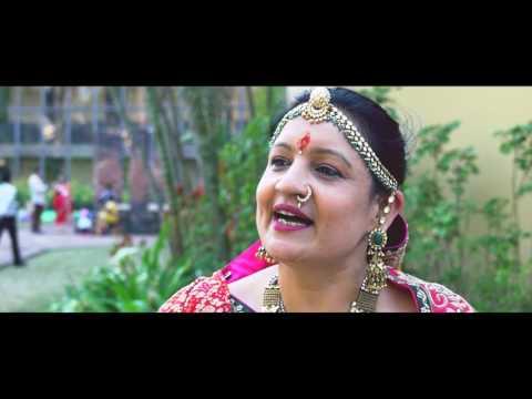 Big Fat Indian Wedding - Pankaj weds Shavina @OPUS Kreation