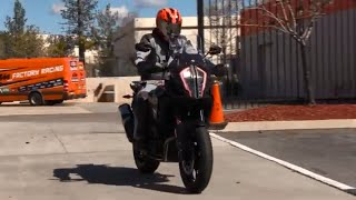 Kyle from www.ChapMoto.com travels to KTM of North America located in Murieta California to get a First Look and Demo Ride of the NEW 2019 KTM 1290 ...