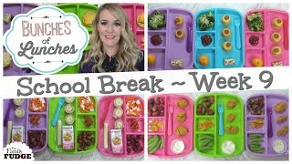 Lunch Ideas for KIDS! 🍎 JK, K, 1st grade, 2nd Grade | Bunches of Lunches