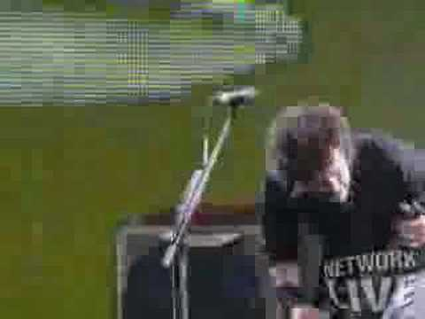 Foo Fighters - All My Life Hyde Park!!!