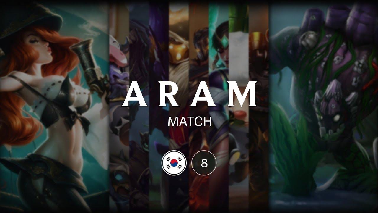 aram matchmaking