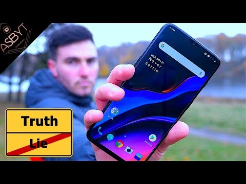 OnePlus 6T REAL Review - The TRUTH 3 Weeks Later!