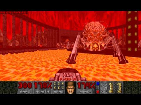 Doom 2 - Newgothic Movement 1 ,UV,Speedrun [TAS] (MAP01-16) + MAP21