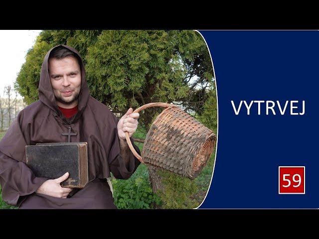 Nedělní kázání pro děti | VYTRVEJ | P. Roman Vlk