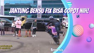 JANTUNG BENSU DAN PARTI FIX COPOT HARI INI!   BROWNIS (23/11/20) P1