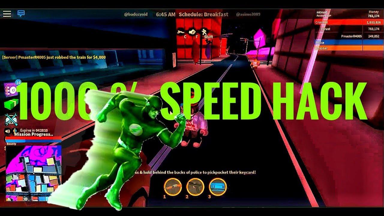 1000 Speed Hack In Jailbreak 2018 April New Codes Roblox