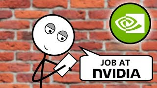 When Poor Gamer Goes For A Job At Nvidia