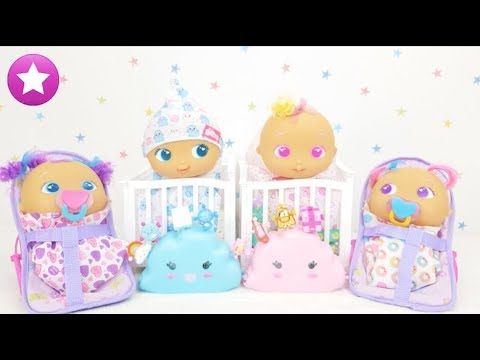 a5fb6e7fd Los Bellies Su primer CUARTO NUEVO con nuevos accesorios para muñecos bebé