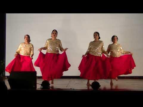 Kabhi Neem Neem - Performance @Durga Puja 2017, Probasi of Charlotte