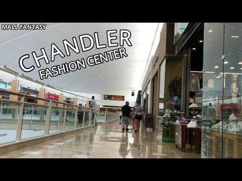 CHANDLER FASHION CENTER, CHANDLER, AZ - MALL FANTASY