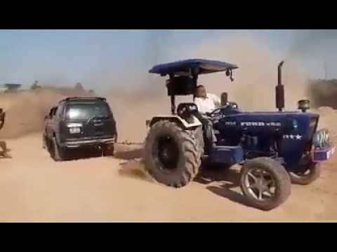 Ford Endeavour vs Ford 3600