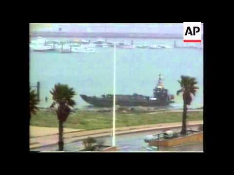 British marines storm Spanish beach by mistake - 2002