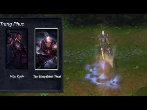Tiêu Điểm Tướng: Lucian - Kẻ Thanh Trừng