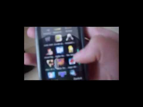 Sony Ericsson Vivaz s60v5 Games & Apps