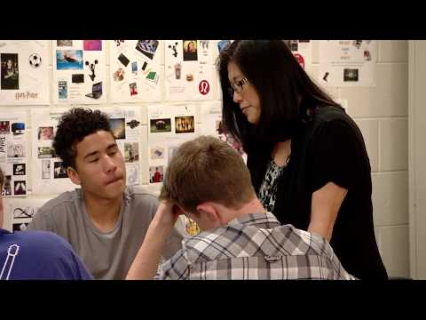 Cheri Nations from North Gwinnett Middle School
