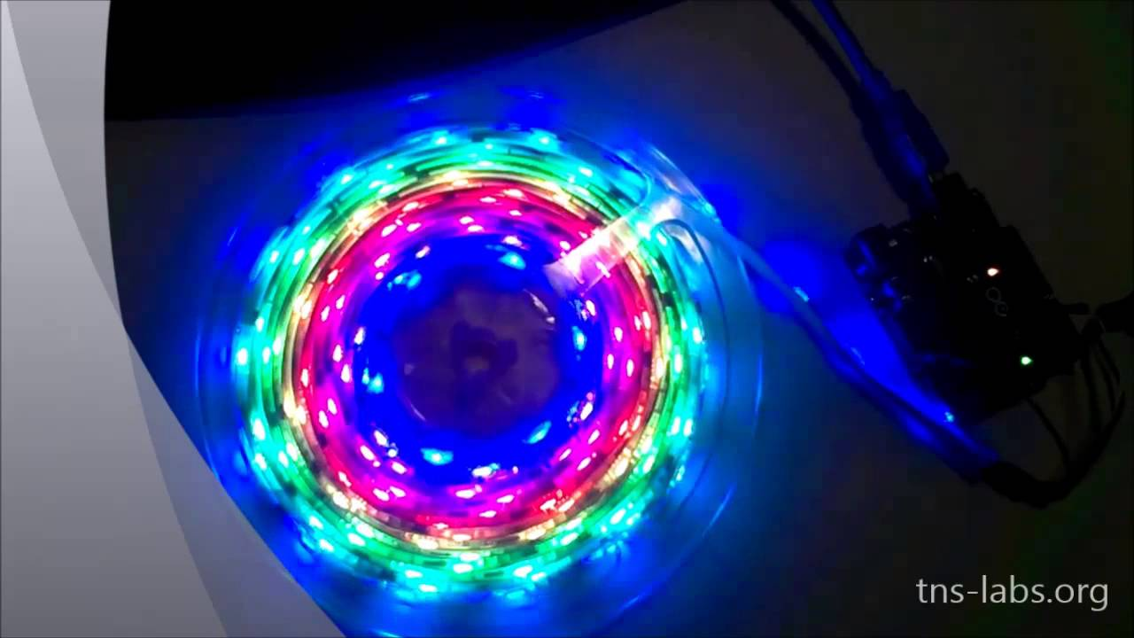 aldi digital rgb led flex band gesteuert mit arduino mc youtube. Black Bedroom Furniture Sets. Home Design Ideas