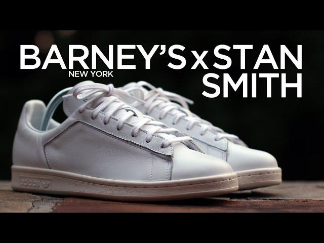 KoF Mailbox: Barneys NYC x adidas Stan
