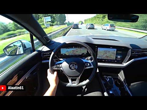 Volkswagen Touareg (2020) - TR Test ve Inceleme
