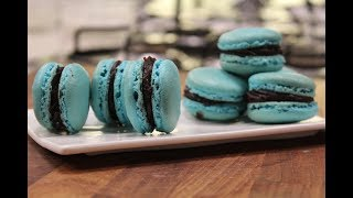 French Macaroons | French Biscuits | Sanjeev Kapoor Khazana